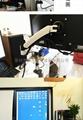 液晶電腦顯示器伸縮旋轉支架 14-24寸 16