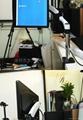 液晶電腦顯示器伸縮旋轉支架 14-24寸 17