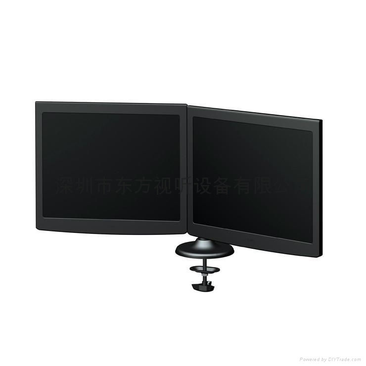 液晶電腦顯示器支架萬向/雙屏 1