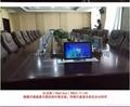 隱藏式液晶顯示器自動昇降支架 無紙化辦公電動支架  8