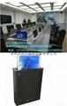 隱藏式液晶顯示器自動昇降支架 無紙化辦公電動支架  4