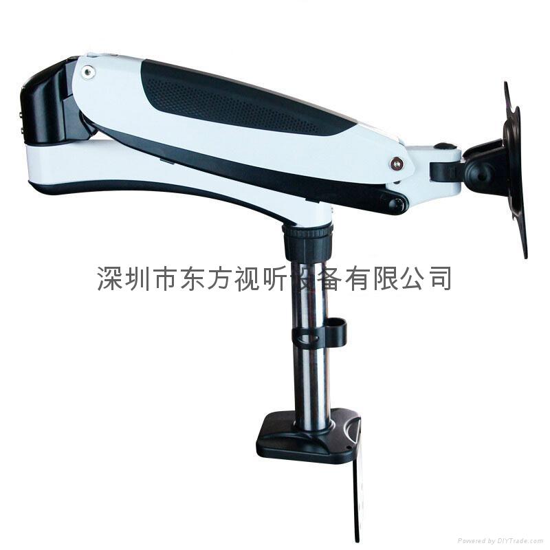 電視支架液晶顯示屏支架桌面通用旋轉電視支架 2