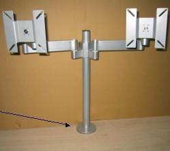 液晶支架--桌面、落地、沙发桑拿多用支架 1