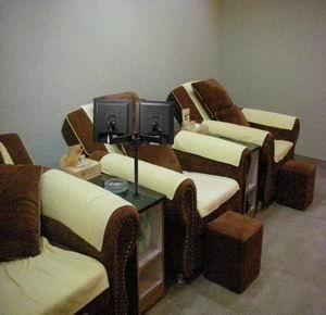 休闲沙发支架