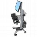 放射科移动工作台-医疗用显示器