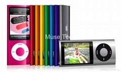 5th nano style MP3 Player MP4 Player with camera/click wheel/handshaking (Hot Product - 3*)