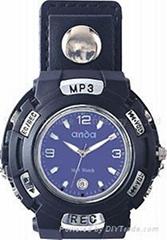 FM Watch MP3 Player