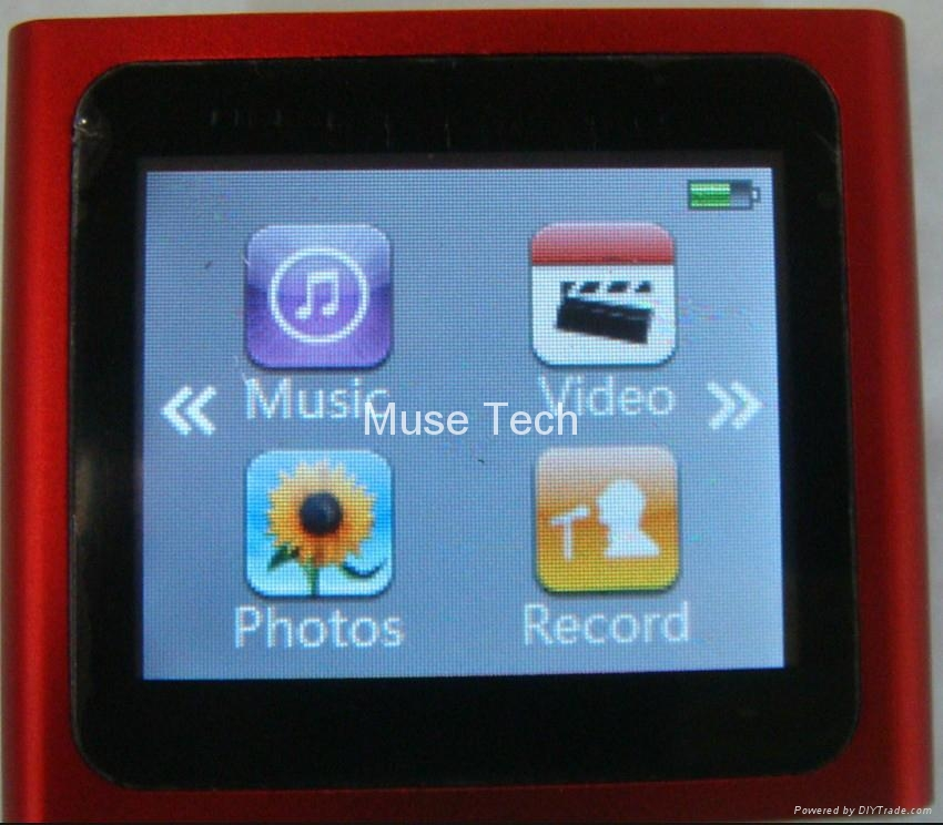 "Newest 1.8"" MP4 Player  3"