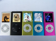 2nd Gen iPod Nano style MP4 Player 1GB