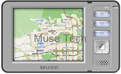 PDA GPS Navigation/Video recorder/MP3/MP4/Photo Viewer