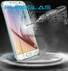 Premium Tempered Glass 9H Screen Protective film for Samsung Galaxy S6