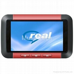 "3.0"" MP4 MP5 Player supporting RMVB/AVI directly"