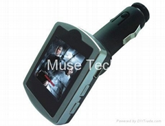 Car MP4 Player FM transmitter