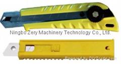 Ratchet-lock utility knife ( knife / blade )