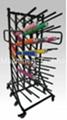 Vinyl Storage Rack(72 holder bar) / Rack