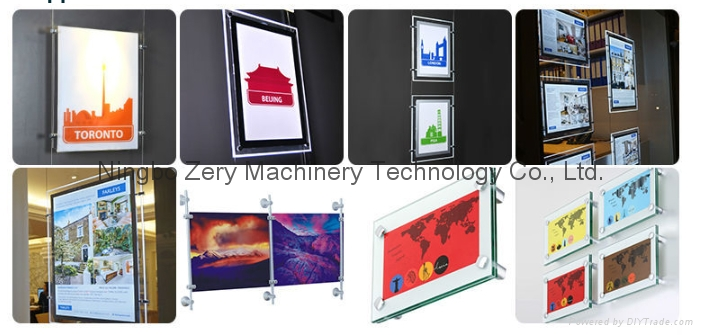 Low voltage LED lightbox 4