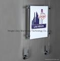 Cable Display  -1.5mm- Wall Mounted Cable Display -CF4/CF8