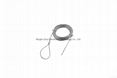 steel wire rope /cable hanging/cable clips/cable ralling