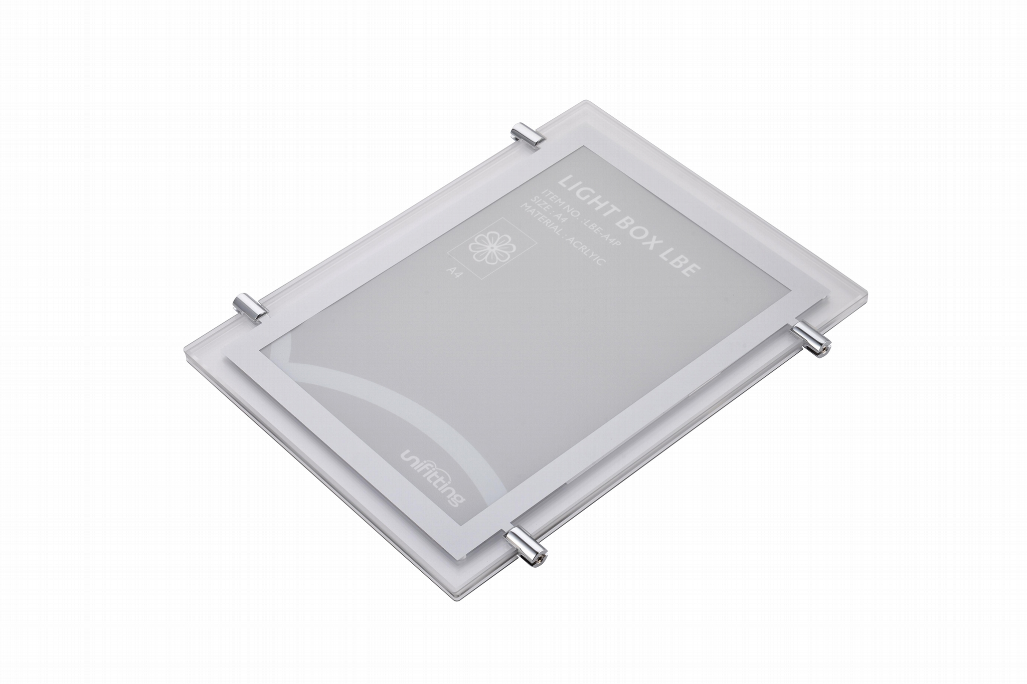Low voltage LED lightbox 11