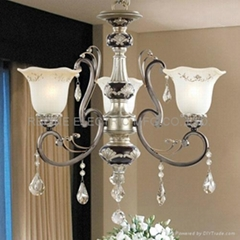 European metal pendant chandelier lighting D-3