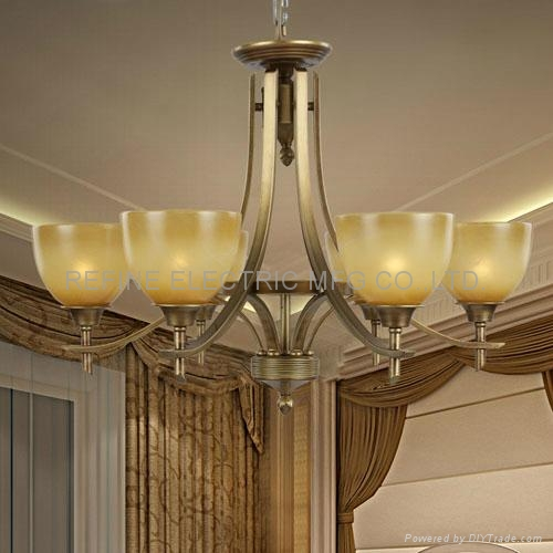 Discount Ceiling Light Fixtures: Cheap Classical Chandelier Lighting TD-8 Pendant Lights