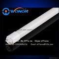 UL Cul FCC Dlc 4FT 18W 1200mm T8 LED