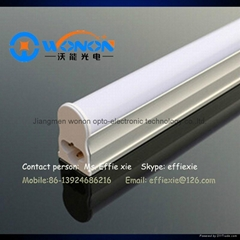 14W 1200mm 1.2M T5 Integrated LED Tubes