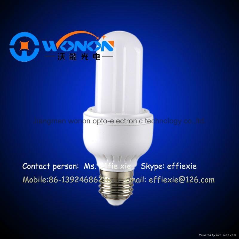 IP65 7W LED Energy Saving Lamps LED Bulbs Replacing CFL Bulbs 1