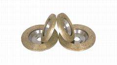 bronze sintered diamond arris gringding wheel