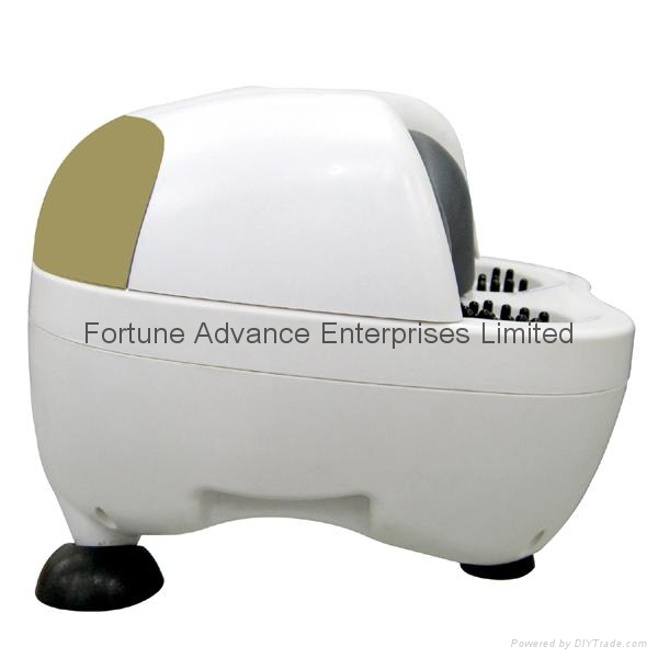 Infrared Acupuncture Air Pressure Foot Massager  3