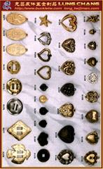 铁扣 铜扣 金属扣 合金