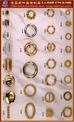 Coil Hardware O-Ring Turn lock Series