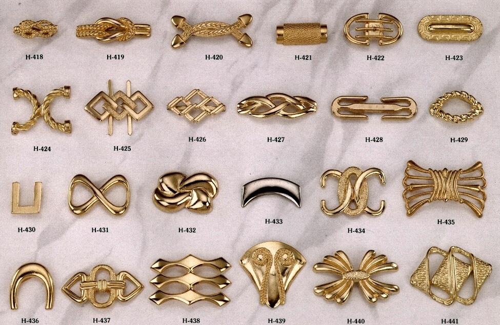 金属装饰扣五金 1