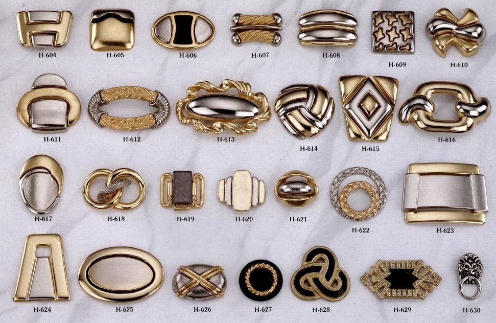 金属饰扣 1