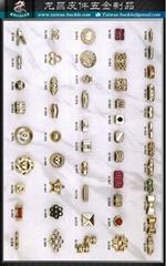 五金配件 塑膠飾釦 裝飾扣  # H-948-H-997