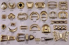 五金飾釦類-金屬裝飾釦 # H-1142-H-1168
