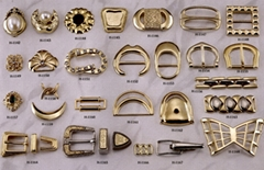 五金饰釦类-金属装饰釦 # H-1142-H-1168