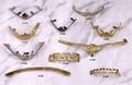 鞋材五金 金屬飾片 鐵頭片
