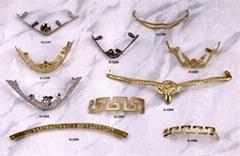 鞋材五金 金屬飾片 鐵頭片  # H-1197-H-1206