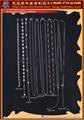 项炼 脚链 金属配件  1