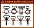 Zinc hook Bag accessories BUCKLE