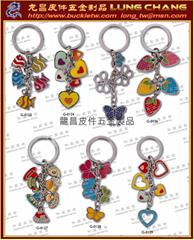 金属钥匙圈 吊饰扣具