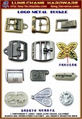 LOGO商標飾品 英文字母飾品 一般金屬刻字飾扣