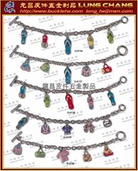 品牌钥匙圈配件 金属扣具