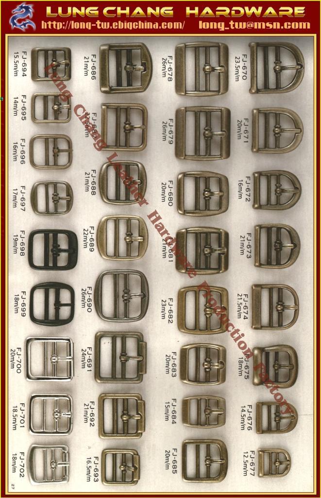 飾扣五金.雙杆飾釦系列&FJ-670-FJ-702 1