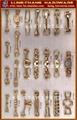 metals decorates  chain &FJ-324-FJ-346
