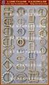 服装五金饰品.流行小五金配件&K-1822-K-1844