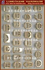 鞋类装饰五金配件 鞋扣五金&FJ-592-FJ-621