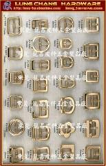 鞋類裝飾小五金 鞋釦鎂錠&FJ-566-FJ-591