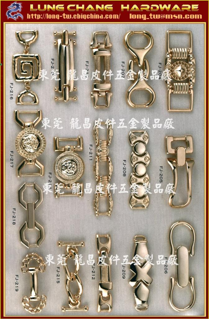 鞋飾件 飾釦 裝飾扣 鞋飾鏈                       FJ-204-FJ-219 1